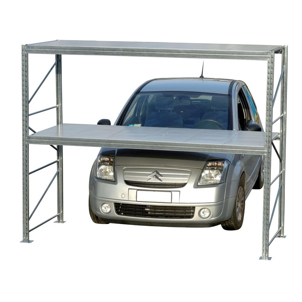 Scaffali X Garage.Scaffali Per Box Auto Media Portata Scaffalature